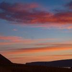 5.006 Abendhimmel in Sudavic,Island
