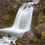 5.007 Wasserfall in Sudavic,Island
