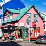 5.021 Altstadt von Reykjavik,Island