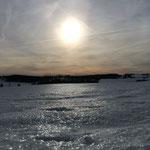 5.033 Eislandschaft Schwäbische Alb