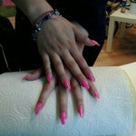 Nagelstudio Margarita Nails U-S-Bahn Berliner Tor Nageldesign Nummer 10