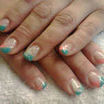 Nagelstudio Margarita Nails U-S-Bahn Berliner Tor Nageldesign Nummer 7