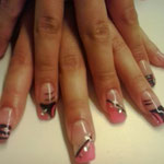 Nagelstudio Margarita Nails U-S-Bahn Berliner Tor Nageldesign Nummer 3