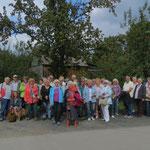 Die Gruppe in Bischofsheim/ Rhön