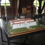 Das Modell der Römischen Villa
