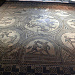 Gladiatorenmosaik
