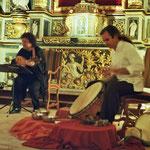 Francisco Orozco y Álvaro Garrido / Festival M.Medieval, Normandía / Francia