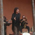 Enrike Solinís, Francisco Orozco y Álvaro Garrido