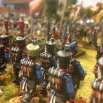 La Guardia di Milano si difende strenuamente