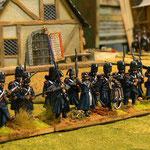Un battaglione della Guardia Imperiale