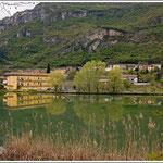 L'Adige a Ravazzone