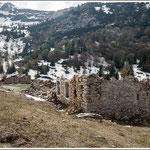 Casermette in Val del Parol