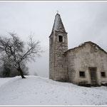 Manzano - Chiesa di Santa Apollonia