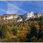 Monte Biaena visto da Corniano