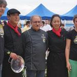 2014年パエヤ国際コンクール日本予選で2位