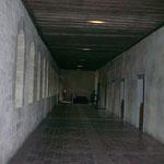 Couloir des cellules des moines