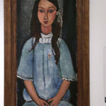 Portrait d'Alice - Modigliani
