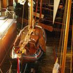 Un des navires qui inspira les anglais pour la construction des yachts