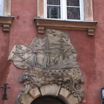 Détail de façade