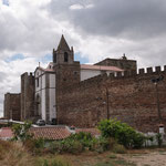 Château et église de Mourao