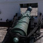 A l'origine, un vaisseau de guerre