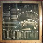 Panoplies d'outils de bijoutiers.