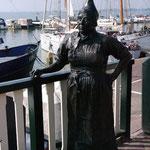 La femme du pêcheur