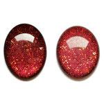 Rot Glitter