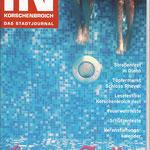 """Titelbild der Juli-August-Ausgabe 2018 Der """"IN"""""""