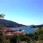 Bucht von Vela Luka