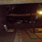 """2007 - Ausbau des """"Lagers"""" auf dem Heuboden"""