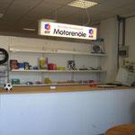 2009 - die neue Verkaufstheke