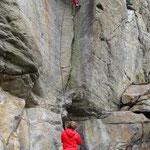 Klettergebiet Sobrio