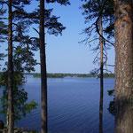 Hägnad, Figeholm, Aussicht über die Schären