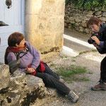 Leçon de photo
