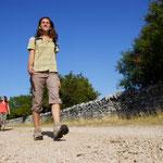 Randonnée sur les causses du Quercy