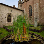 Jardin secret de Cahors