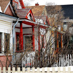 Typical Calgary Houses