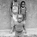 Sénégal - Groupe d'enfants