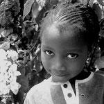 Sénégal - Visage enfant
