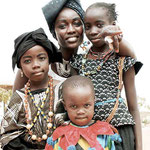 Sénégal - Famille