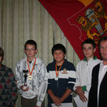 Li Komareck Christoph, Florian, Zanesco Sebastian, Angelo