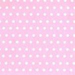 Weiße Punkte auf rosa