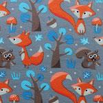 Füchse und Eichhörnchen