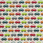 Autos auf Beige