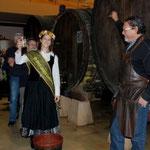 La reina de la manzana inaugura el TXOTX Berri