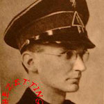 Commandant der WA - Mr. A.J. Zondervan