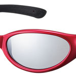 KG1-0002 MGMR Frame color: Matt gun metallic Lens color: Light smoke