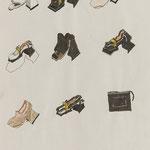 ※ Drawing07、297×210、ペン パステル他 紙、2015