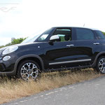 Fiat 500L Trekking - Isurf surfspot review (Date: 05-07-2014 Photographer: Laurent Deckers)
